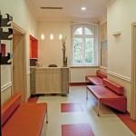 Poczekalnia dentystyczna w Opolu
